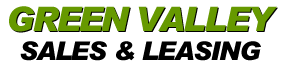 Green Valley Sales and Leasing Logo