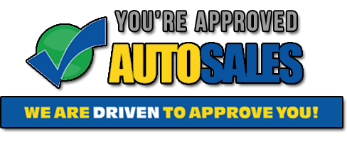 You're Approved Auto Sales  Logo