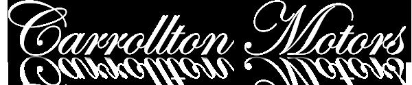Carrollton Motors Logo