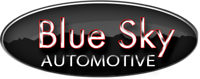 Blue Sky Automotive Logo