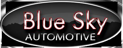 Blue Sky Automotive Logo
