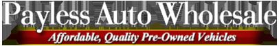 Payless Auto Wholesale Logo