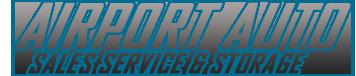 Airport Auto Sales Service & Storage Logo