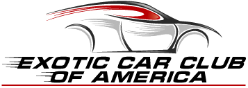 Exotic Car Club of America Logo