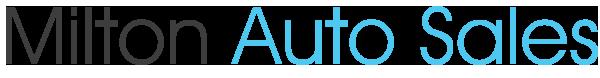 Milton Auto Sales Logo