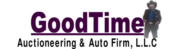 Goodtime Auctioneering & Auto Firm LLC Logo