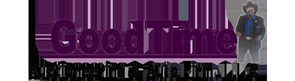 Goodtime Auctioneering & Auto Firm LLC Logo
