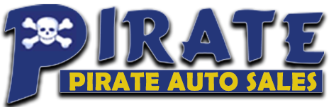 Pirate Auto Sales  Logo