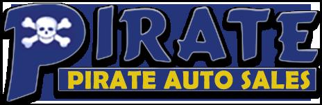 Pirate Auto Sales  Logo