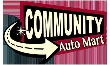 Community Auto Mart Logo