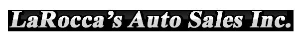 LaRocca's Auto Sales, Inc. Logo