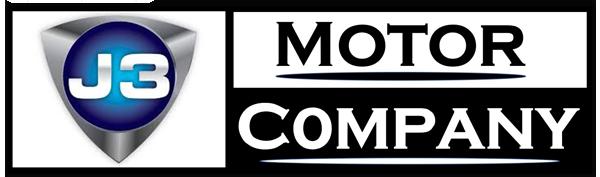 J3 Motor Company Logo
