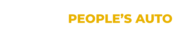People's Auto Logo