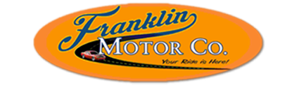 Franklin Motor Company Used Cars Logo