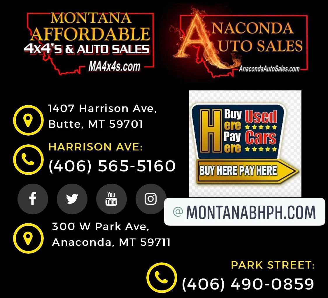 Montana Affordable 4X4 Logo