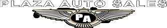 Plaza Auto Sales Logo