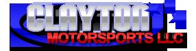Clayton Motorsports LLC Logo