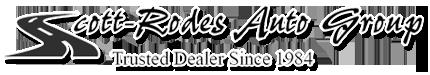 Scott Rodes Auto Logo