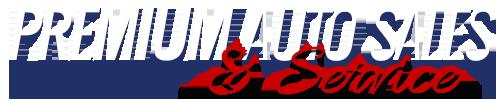 Premium Auto Sales & Service Logo