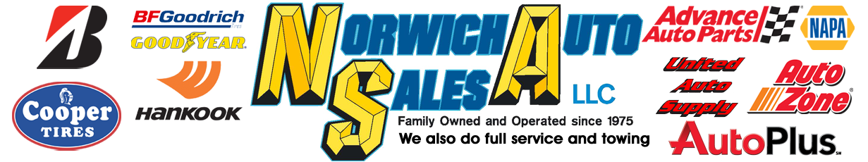 Norwich Auto Sales LLC Logo