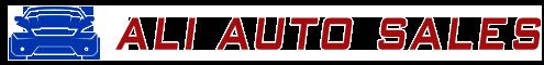 Ali Auto Sales Logo