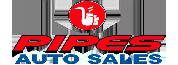 Pipes Auto Sales - Hearne Logo