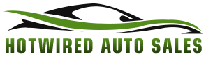 Hotwired Auto Sales Logo