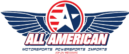 All American Motorsports & Powersports  Logo