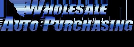 Wholesale Auto Purchasing Logo
