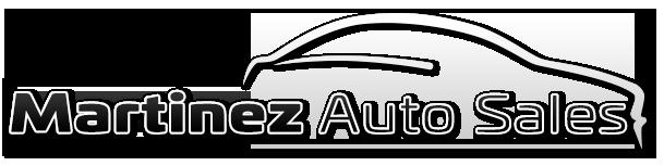 Martinez Auto Sales Logo
