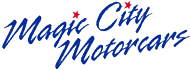 Magic City Motorcars Logo