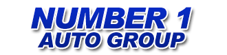Number 1 Auto Group Logo