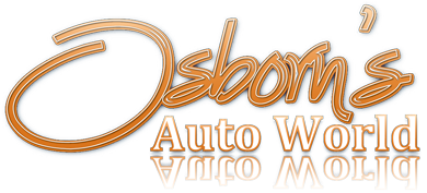 Osborn's Auto World Logo