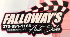 Falloway's Auto Sales, LLC Logo