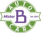 Mister B Auto Care Logo