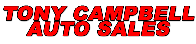 Tony Campbell Auto Sales Logo