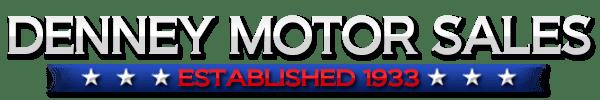 Denney Motor Sales Inc. Logo