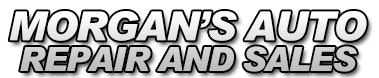Morgan's Auto Repair Logo