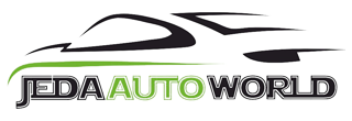 Jeda Auto World Logo
