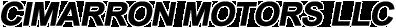 Cimarron Motors, LLC Logo
