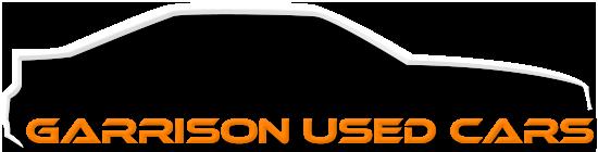 Garrison Used Cars Logo