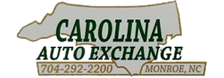 Carolina Auto Exchange of Marshville Logo