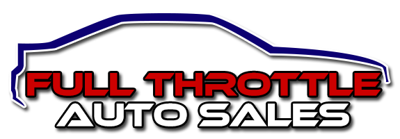 Full Throttle Auto Sales Logo