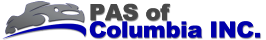 PAS of Columbia Inc. Logo