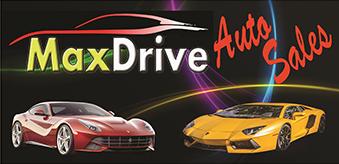 Max Drive Auto Sales Logo