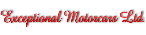 Exceptional Motorcars Ltd. Logo