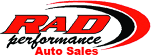 Rad Performance Auto Sales Logo