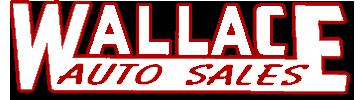 Wallace Auto Sales Logo