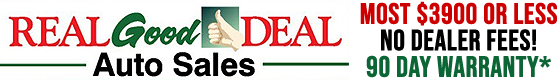 Real Good Deal Auto Sales Logo