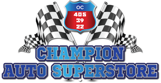 Champion Auto Superstore Logo